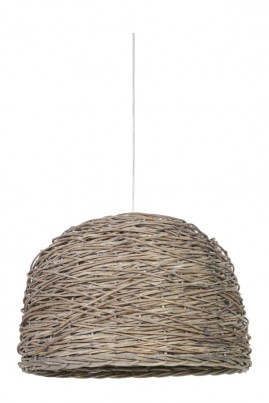 Rattan Hanging Ceiling Light 1