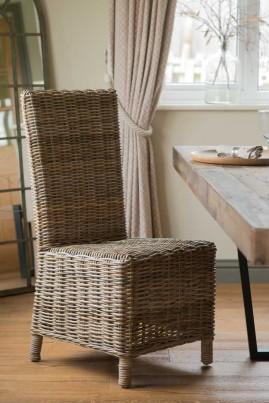 Bahary Rattan Dining Chair