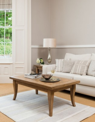 Florence Mango and Stone Coffee Table 1