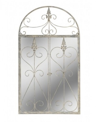 Filigree Arch Mirror