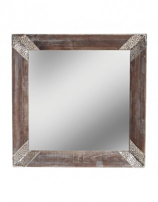Lille Square Wall Mirror