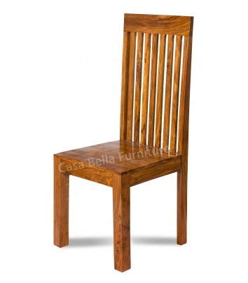 Cuba Sheesham Dining Chair 1