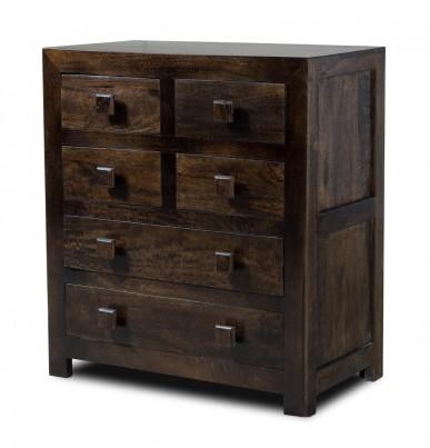 Dakota Dark Mango Dresser 1