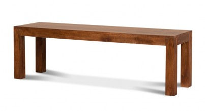 Dakota Mango Dining Bench