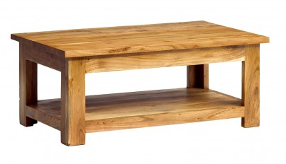 Indus Acacia Open Coffee Table 1