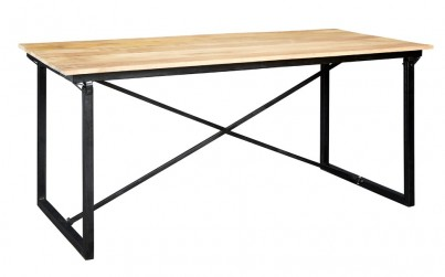 Imari Industrial Mango 6ft Dining Table
