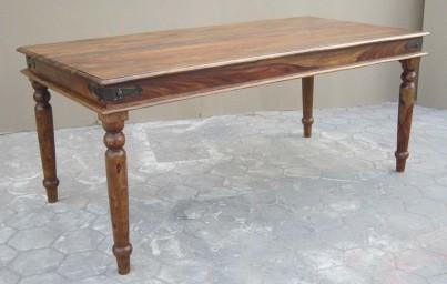 Jali Sheesham 180cm Dining Table 1