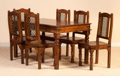 Thakat Mango 6 Seater Dining Set 1