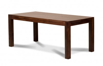 Dakota Dark Mango Dining Table 1