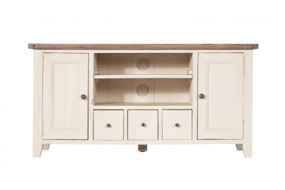 Montpellier Painted TV Stand 1