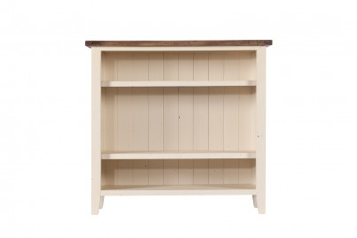 Montpellier Painted Low Bookcase 1
