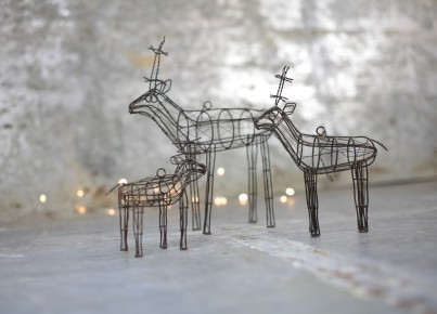 Ineko Wire Reindeer - Small