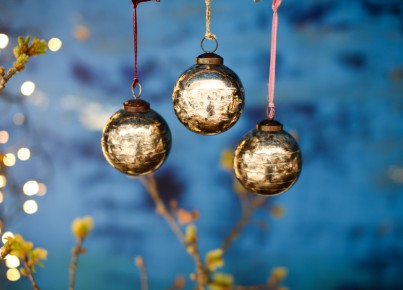 Tiko Baubles (Set of 3)