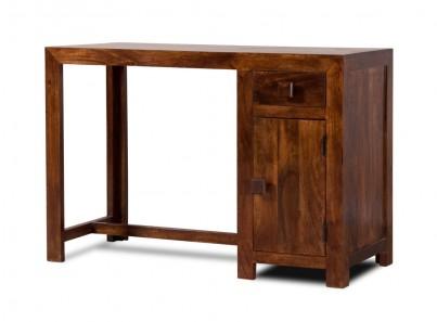 Dakota Mango Medium Computer Desk 1