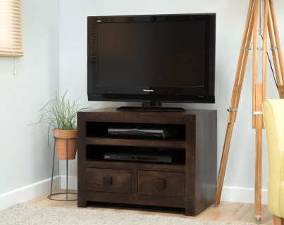 separation shoes dcce7 a25c7 Dakota Dark Mango Small TV Unit