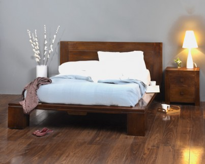 Dakota Mango Double Bed 1