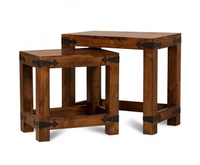Thakat Mango Side Table Nest 1
