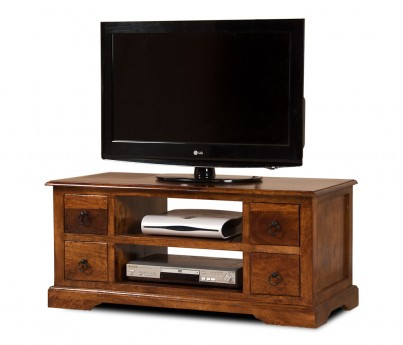 Thakat Mango Open TV Unit-Coffee Table 1