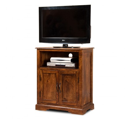 Thakat Mango Tall TV Unit-Cabinet 1