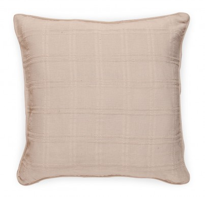 Large Jacquard Cushion - Cream 5092 1