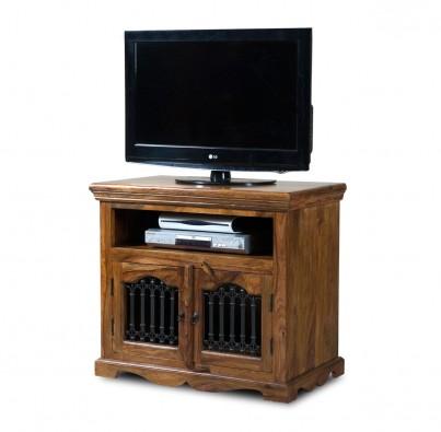 Jali Sheesham TV Cabinet 1