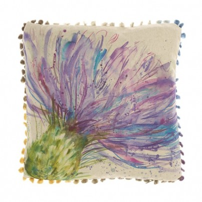 Arthouse Thistle Cushion 50cm x 50cm