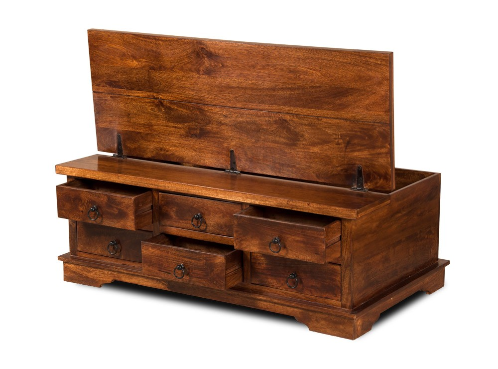 Trunk bedroom furniture