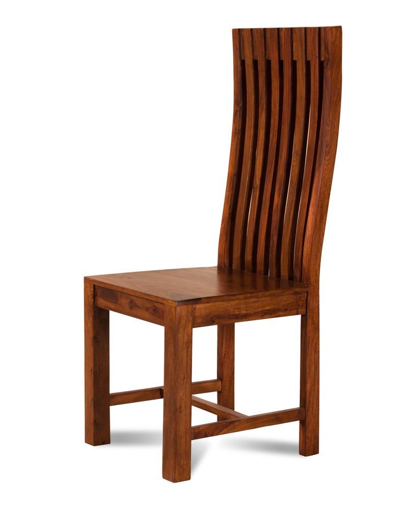 Kashmir sheesham dining chair 1
