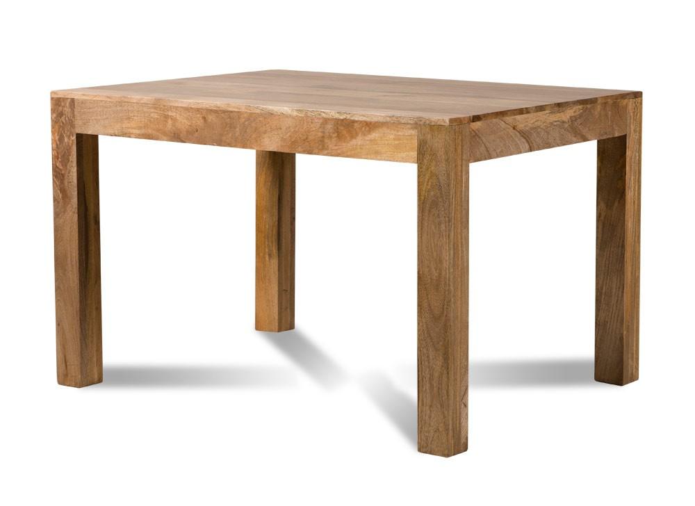 dakota light mango dining table. Black Bedroom Furniture Sets. Home Design Ideas