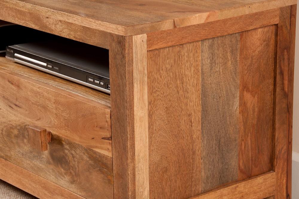 Mango Indian Wood Small Tv Stand 32 Quot Tv Unit Casa