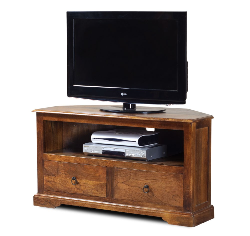 42 Quot Tv Cabinet Indian Mango Wood Stand Media