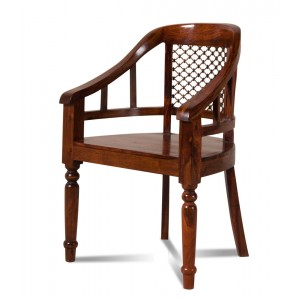 Kashmir Sheesham Desk Chair 1