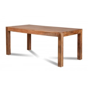 Dakota Light Mango Dining Table 1
