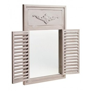 French Style Shutter Mirror