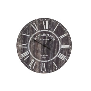 Large Wooden Kensington Wall Clock