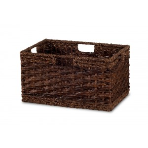 Small Rattan Storage Basket 1