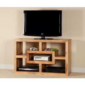 Mango Natural Open TV Unit 1