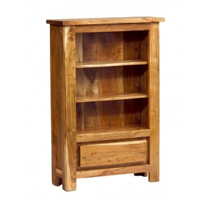 Indus Acacia Small Bookcase 1