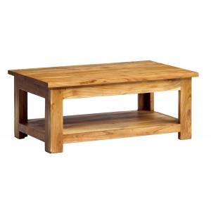 Indus Acacia Open Coffee Table 1