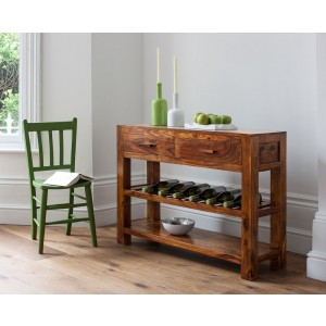 Kashmir Sheesham Hall-Console Table 1