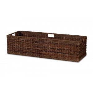 Large Rattan Storage Basket 1