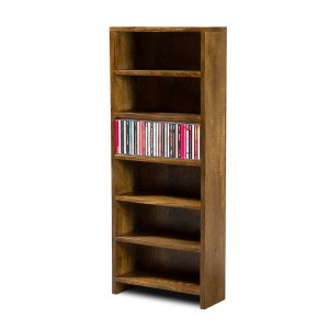 Dakota Mango CD Bookcase 1