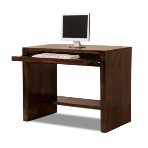 Dakota Dark Mango Computer Desk 1