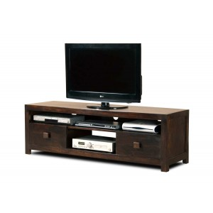 Dakota Dark Mango Large Media Unit 1