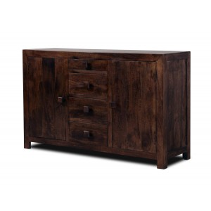 Dakota Dark Mango Large Sideboard 1