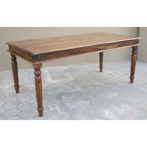 Jali Sheesham 180cm Dining Table 1