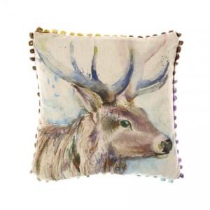 Arthouse Buck Cushion