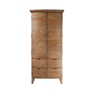 Antigua Reclaimed Double Wardrobe 1