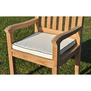 Garden Stacking Chair Cushion