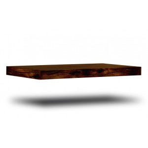 Dakota Dark Mango Floating Shelf